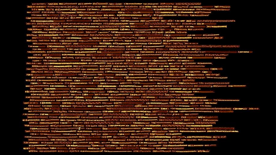 Un sistema informático molecular reprogramable por autoensamblaje