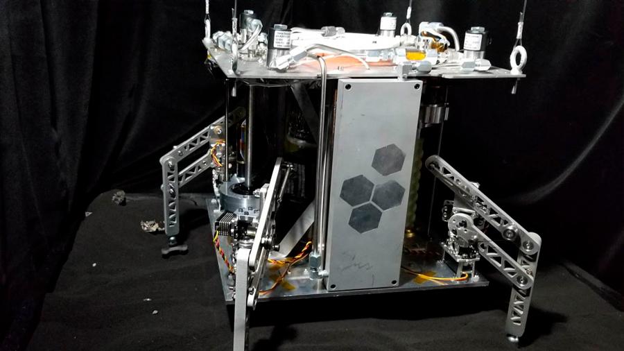 Nave espacial a vapor visitará asteroides sin descanso
