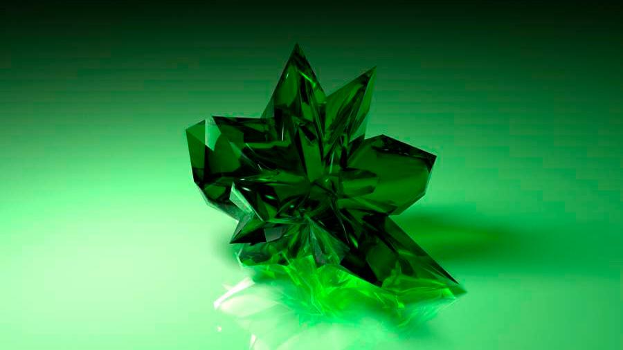 Minerales de ciencia ficción: el poder de la kryptonita para enamorarte de la geología