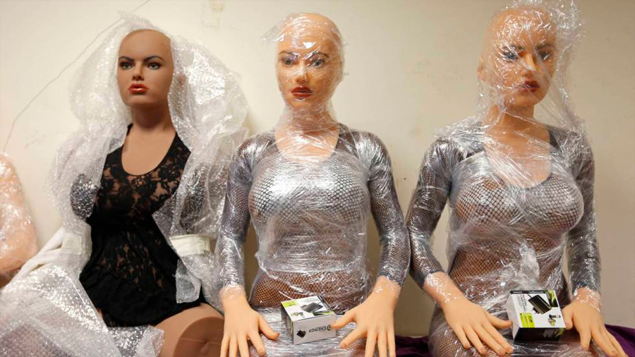 Los robots sexuales ya están aquí, ¿debe haber leyes que los regulen? [VIDEO]