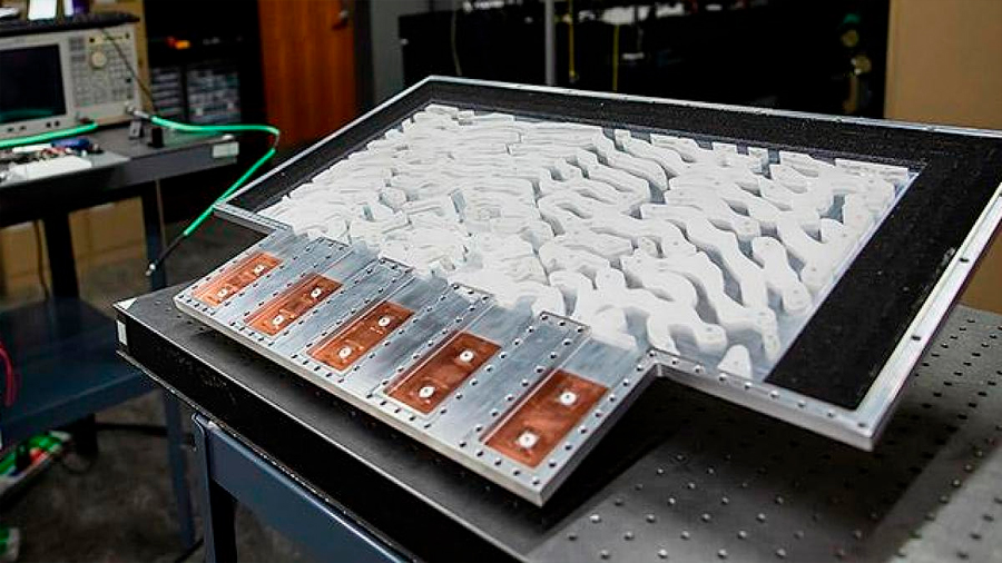 Vuelve la computación analógica, a base de metamateriales
