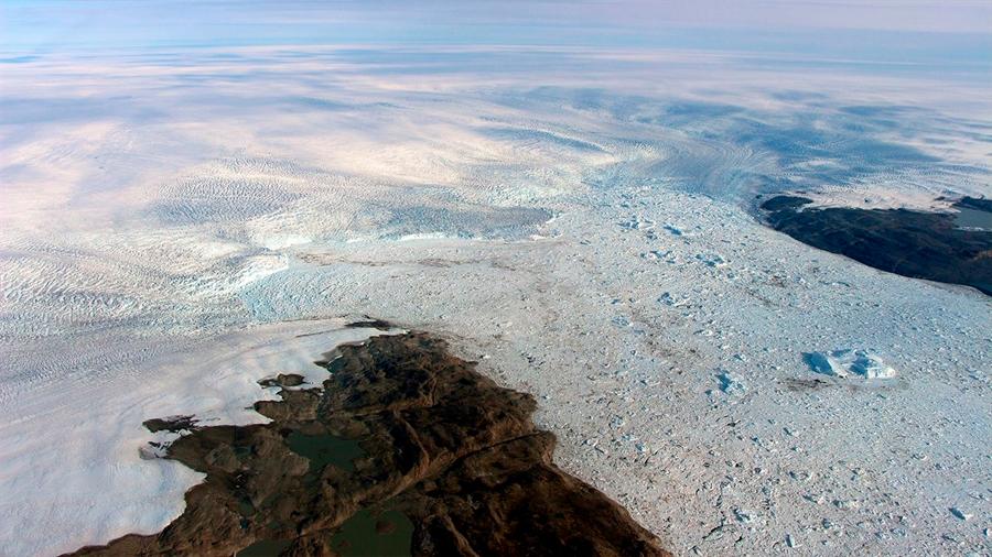 El glaciar más inestable de Groenlandia vuelve a avanzar hacia el mar