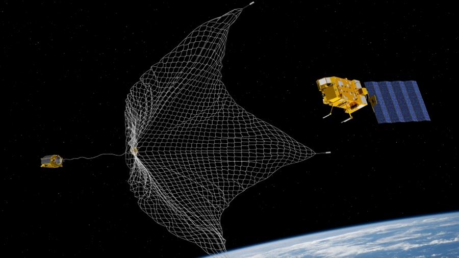 Rusia desarrollará un satélite basurero que recogerá desechos espaciales