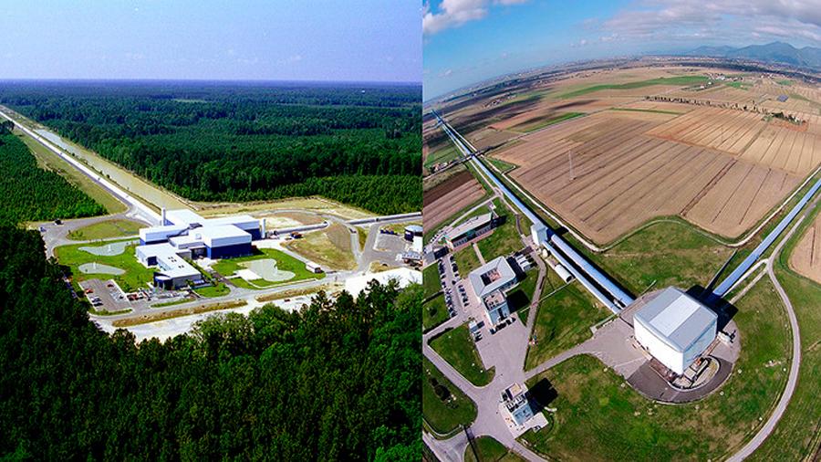 LIGO y Virgo reanudan la caza de nuevas ondas gravitacionales