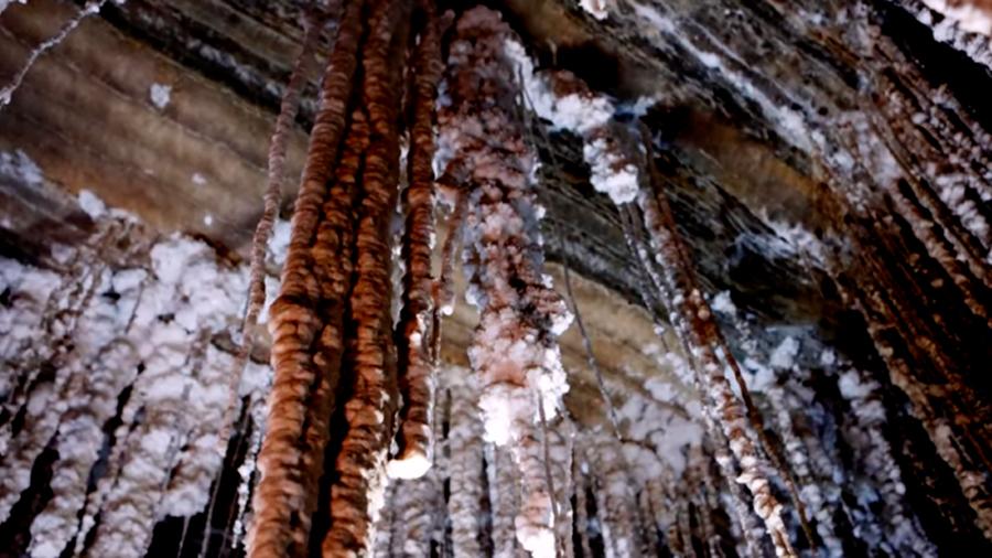 Tras una búsqueda exhaustiva, científicos descubren la cueva de sal más larga del mundo