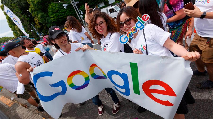 Google elimina una 'app' tras meses de protestas de grupos LGTB+