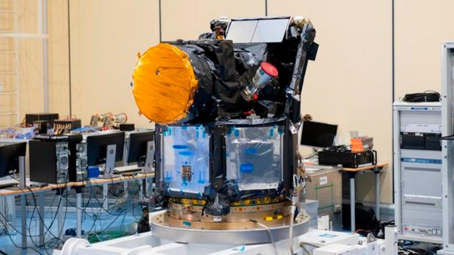 Completado Cheops, un satélite de fabricación española para analizar exoplanetas