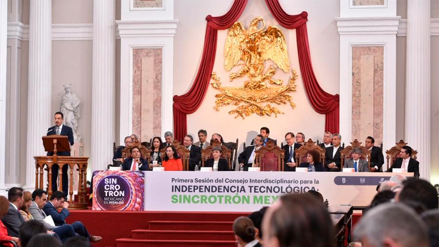 Acuerdan acciones para que México tenga un sincrotrón, vanguardia de la ciencia atómica