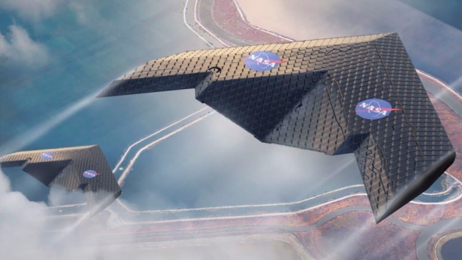 Las alas de avión se reinventan con un diseño deformable