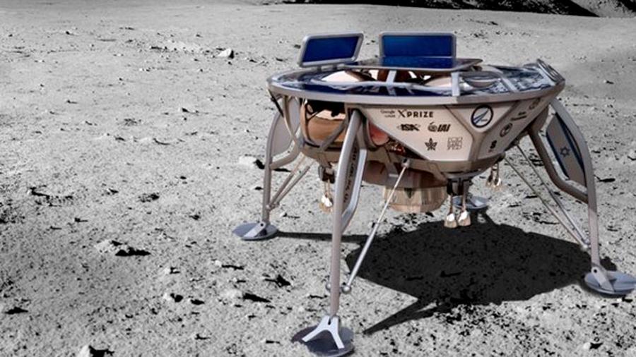 Sonda israelí finalmente llega a la órbita de la Luna tras más de un mes en el espacio