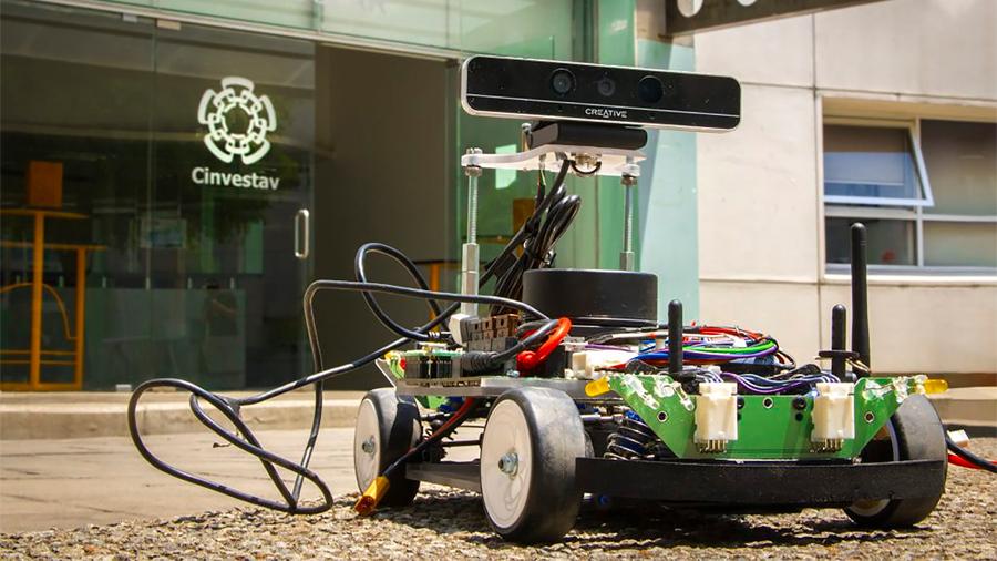Obtienen estudiantes de maestría y doctorado primer lugar en competencia mexicana de vehículos autónomos
