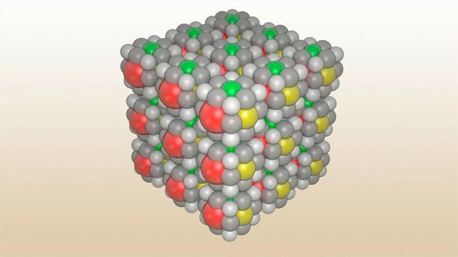 Llega el cubo de Rubik a escala nanométrica