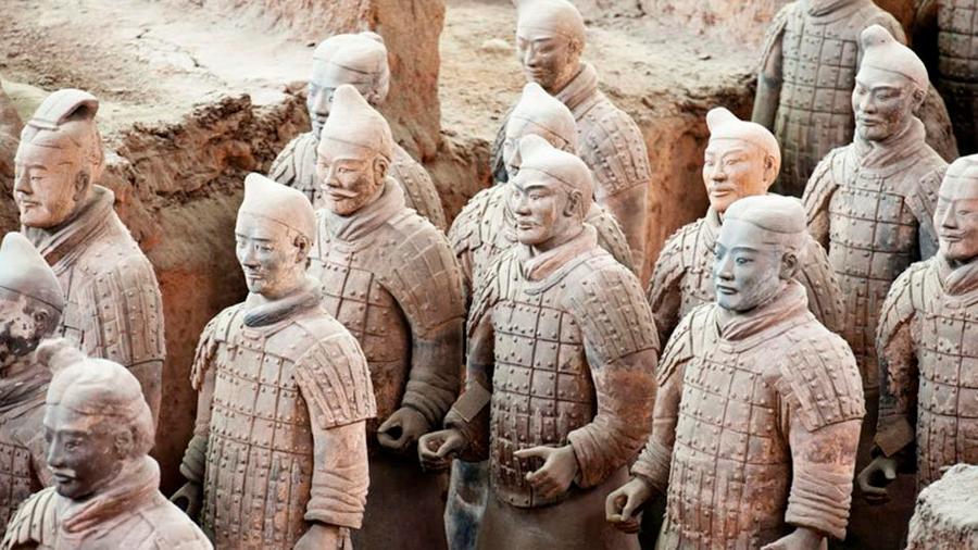 Resuelven uno de los mayores misterios de los Guerreros de terracota de China