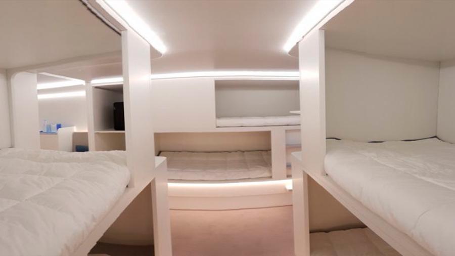 Airbus comenzará a colocar pasajeros en el área de equipaje en 2021