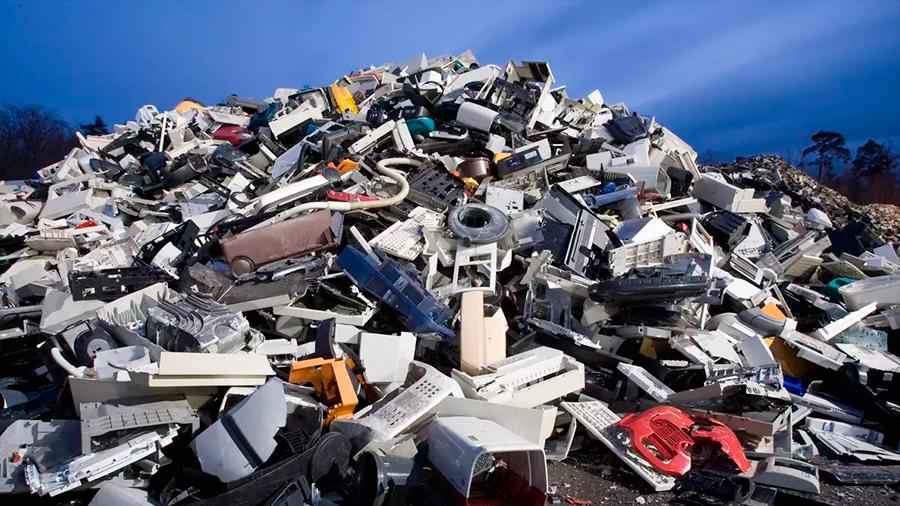 Habrá 120 millones de toneladas de basura electrónica en 2050