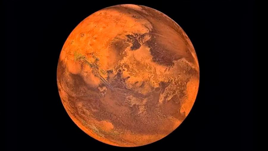 Encomia Unión Geofísica Americana hallazgos de investigador mexicano sobre Marte