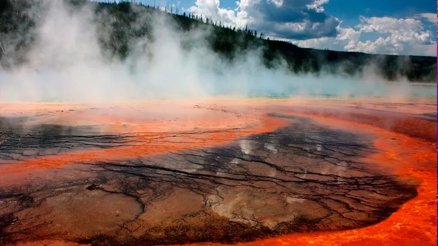 """La extinción de la humanidad podría deberse más a la erupción de un """"súper volcán"""" que al impacto de un meteorito"""