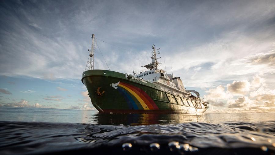 """Anuncia Greenpeace la expedición """"más ambiciosa"""": viajar """"de polo a polo"""" y analizar cambio climático"""