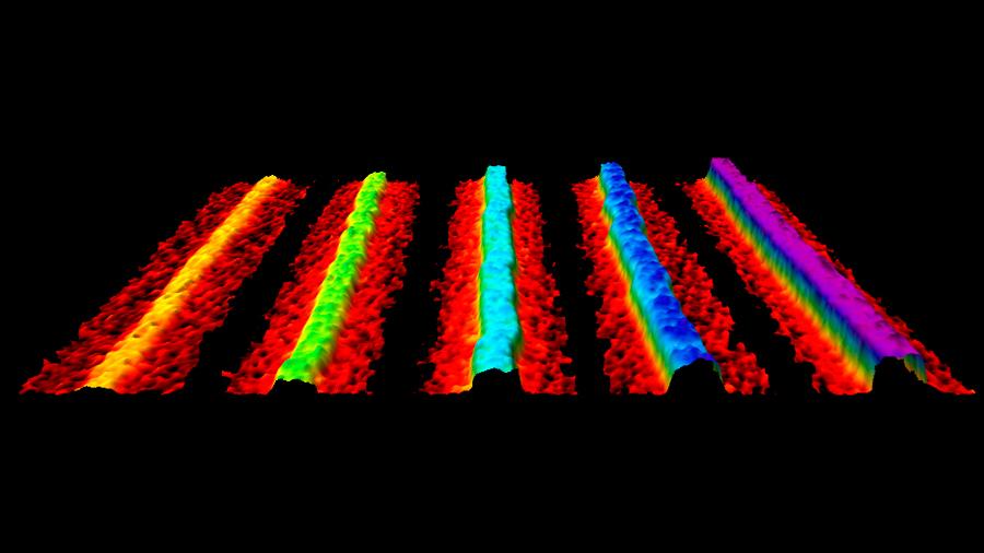 Primeras nanocintas de fosforeno prometen revolucionar la electrónica