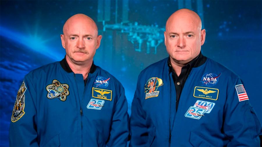 Los gemelos Kelly siguen siendo idénticos tras pasar Scott un año en el espacio