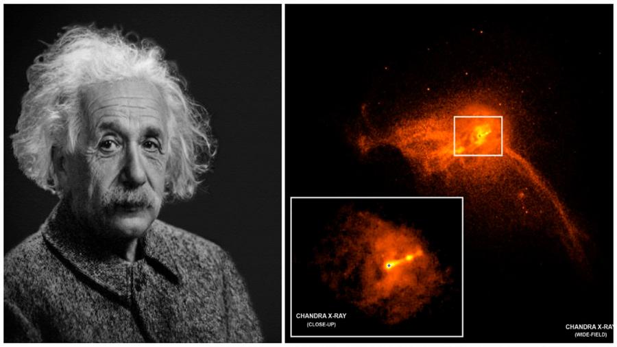 Foto del agujero negro demuestra que Einstein tenía razón, explica uno de los científicos que la hizo posible