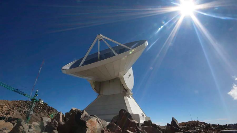 Telescopio mexicano frena actividades por delincuencia