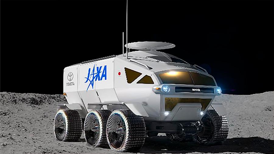 El nuevo rover lunar que Japón enviará en la próxima década