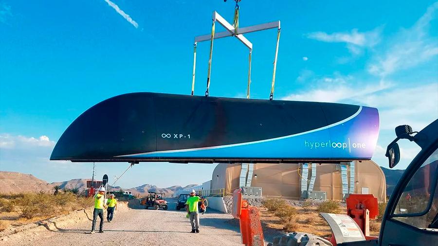 Hyperloop podría ser una realidad en 2023 en México