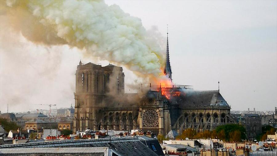 Notre Dame: un prodigio de la arquitectura lleno de tesoros