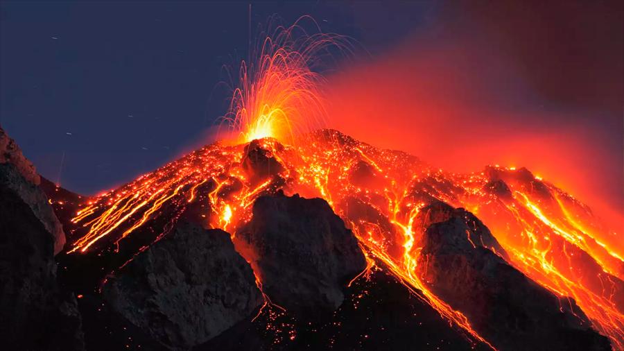 Nueva evidencia culpa a los volcanes de la mayor extinción en la Tierra