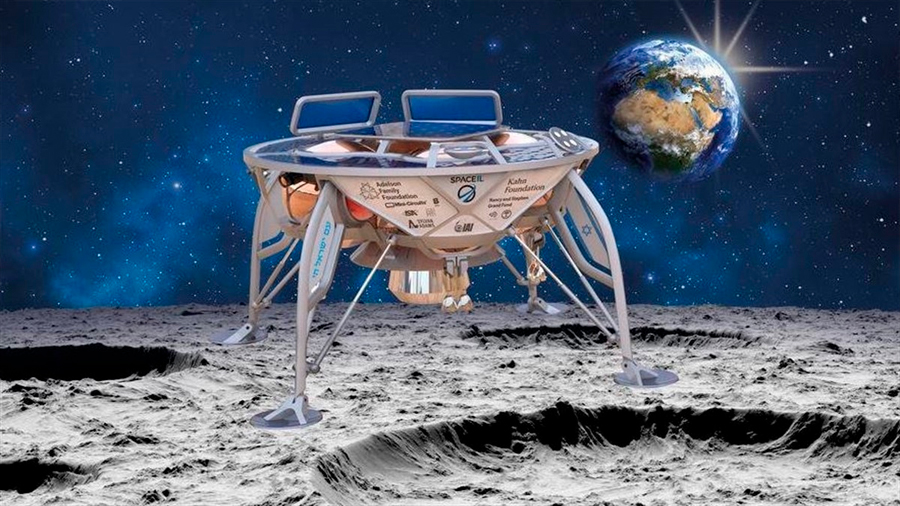 Israel mandará otra sonda Beresheet a la Luna tras estrellarse la primera