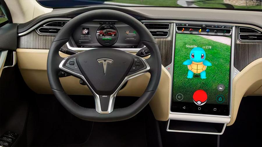 Hackers engañaron a un modelo S de Tesla usando solo stickers