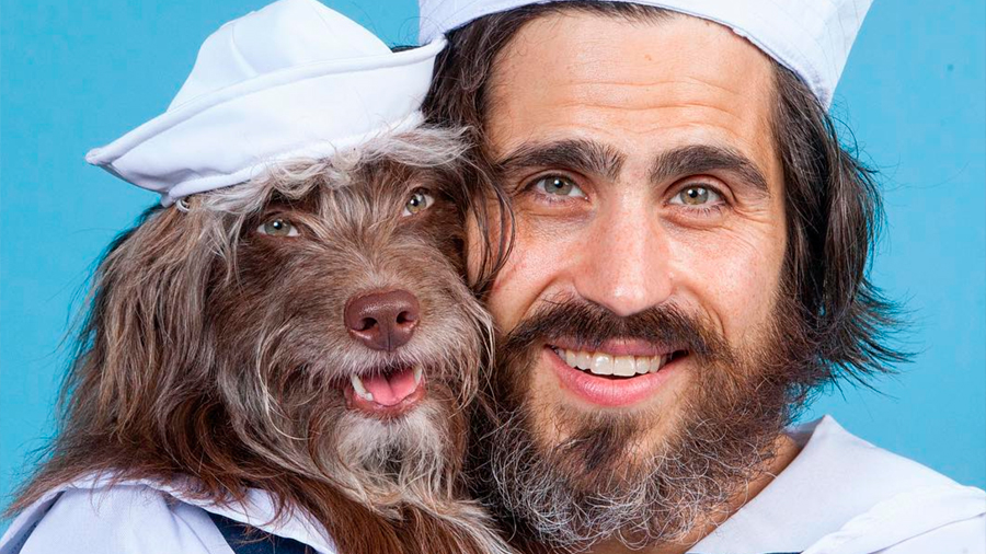 La ciencia lo confirma, los hombres con barba portan más bacterias que los perros