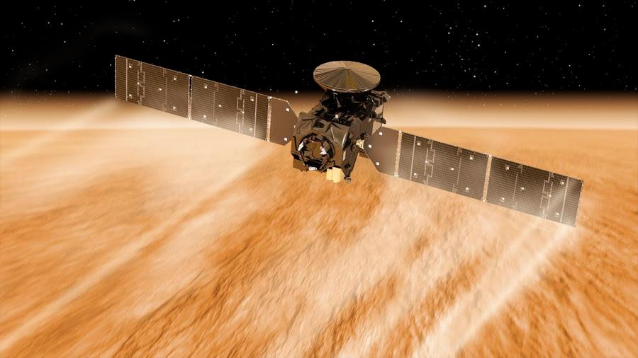 Niveles extremadamente bajos de metano complican que haya vida en Marte