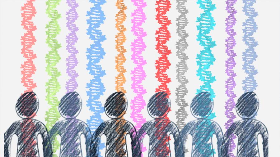 Hallan señales antiguas en genomas humanos modernos