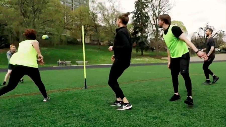 ¿Harto de fútbol? La IA crea un nuevo deporte: Speedgate