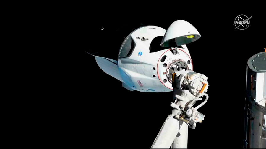 Incidente en cápsula de SpaceX podría retrasar primer vuelo tripulado