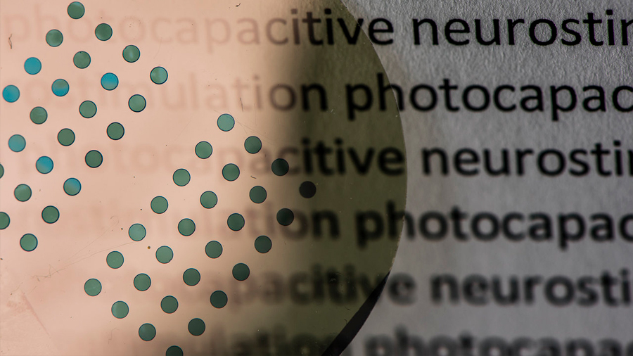 La luz puede combatir trastornos neuronales