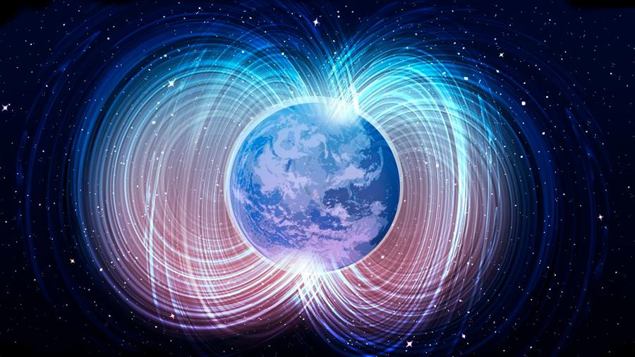 Un superordenador resuelve el misterio del polo magnético