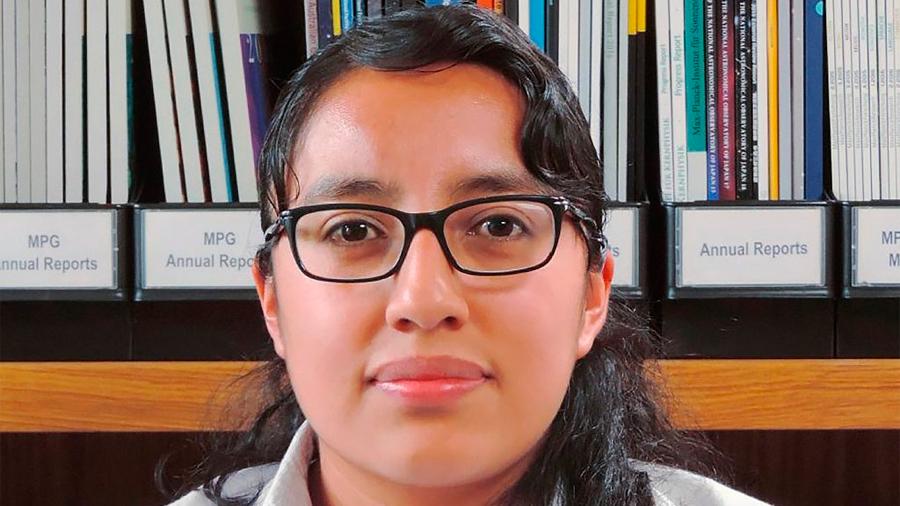 Científica mexicana estrella de la astronomía mundial en la imagen del agujero negro
