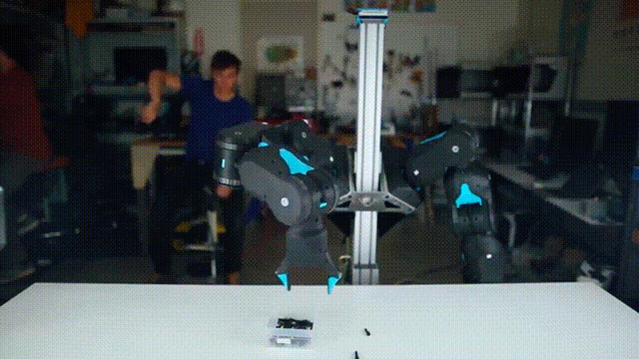 Brecha entre IA y robots podría estar a punto de cerrarse gracias a un novedoso sistema