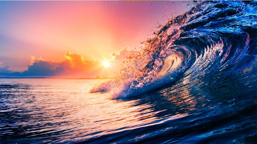 Logran novedosa tecnología de bajo coste para aprovechar la energía de olas del mar