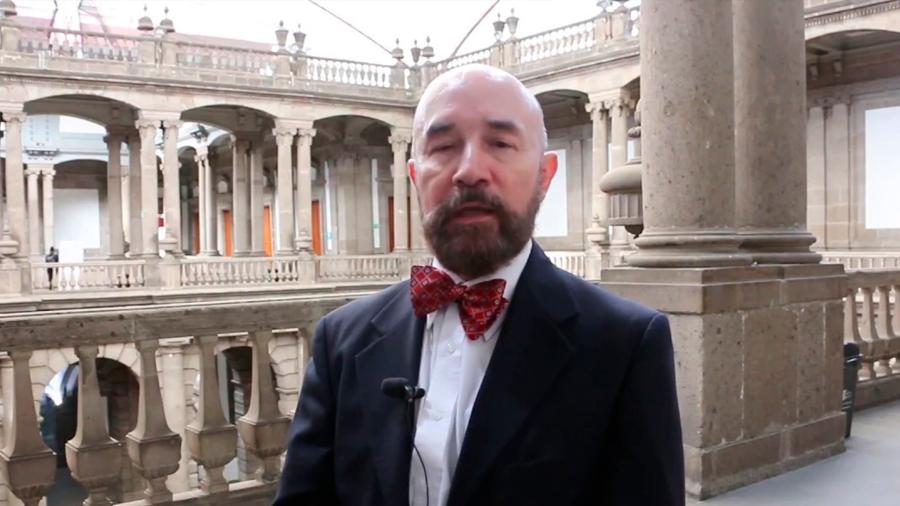 La comunidad científica mexicana es vulnerable, lo evidenció la iniciativa de ley de CyT: Víctor Castaño Meneses