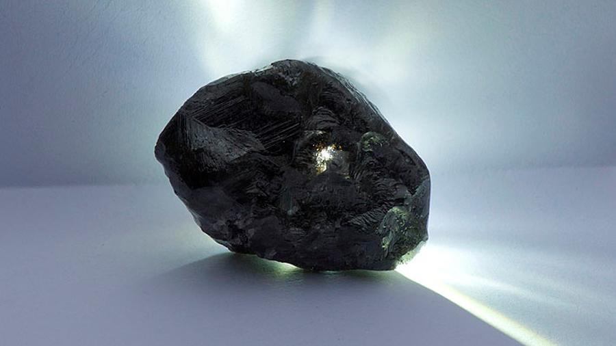 Hallado el segundo diamante más grande del mundo en Botsuana: 352 gramos