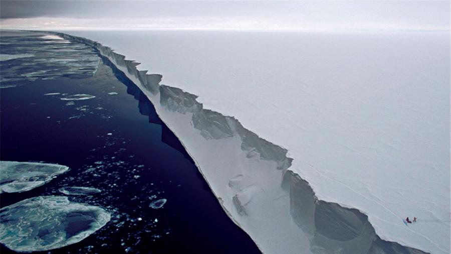 Antártida: gran Barrera de hielo de Ross se derrite 10 veces más rápido de lo esperado