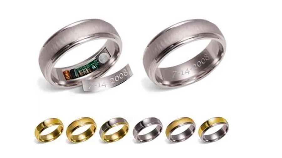 """Crean unos anillos con GPS para """"asegurar"""" la fidelidad"""