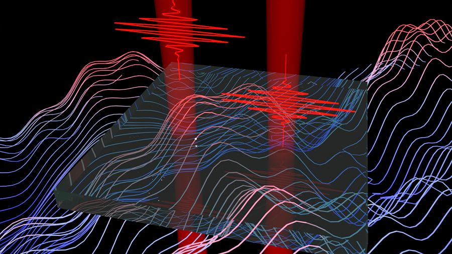 Dan primer paso para controlar el vacío cuántico al determinar las correlaciones que originan la materia