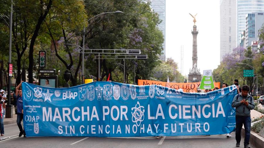 La MConvocan a marcha por la ciencia este sábado en al menos seis ciudades del paísarcha por la Ciencia hará evidente el momento del Sistema de CyT del país