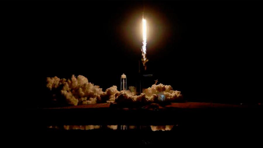 SpaceX confirma la destrucción de una de sus cápsulas tripuladas Dragon durante una prueba