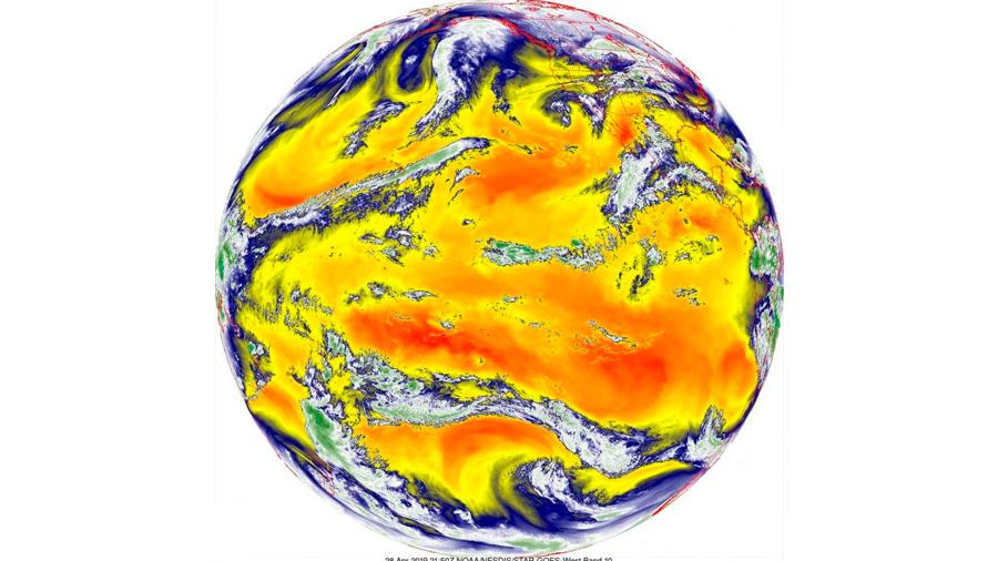 Las redes inalámbricas globales de 5G ponen en peligro los pronósticos meteorológicos